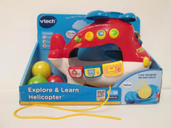 Explore & Learn Helicopter | Infant - VTech America