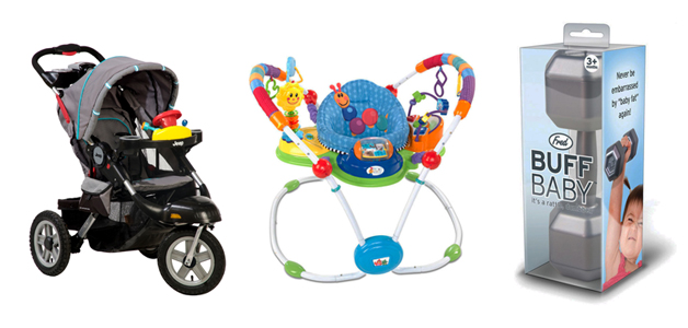 Toys recalled in summer of 2013
