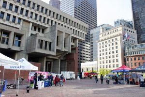 Boston Bike to Work Festival 2016