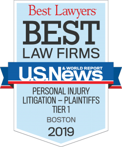 Best Lawyers Best Law Firms Tier 1 rating for Breakstone, White & Gluck.