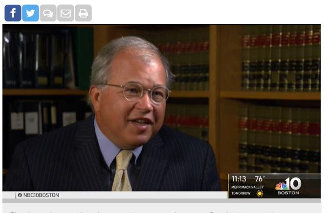 Boston attorney David W. White