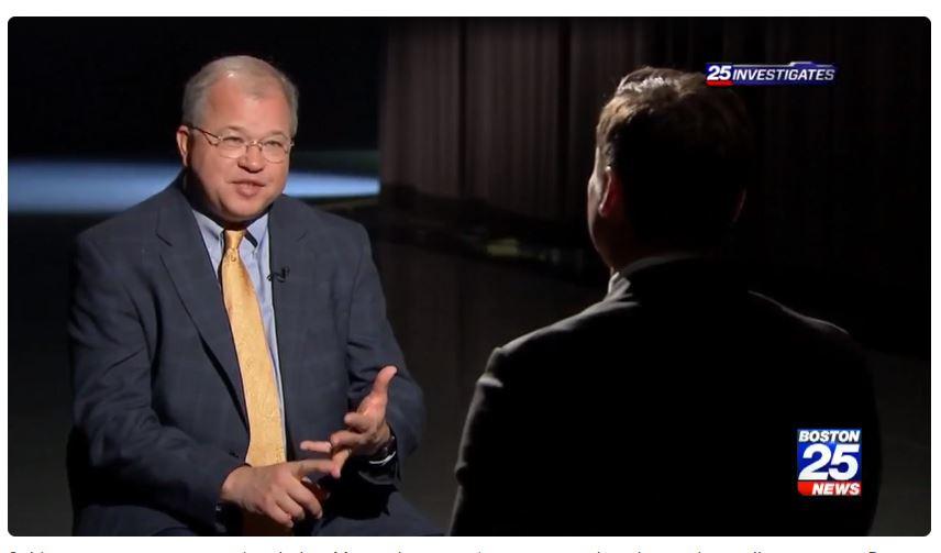 Boston Personal Injury Attorney David W. White is interviewed by Boston 25 News