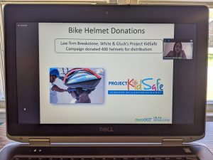 Boston Lawyers' Project KidSafe Campaign Mentioned at Massachusetts Safe Routes to School Virtual Ceremony June 8, 2020